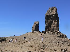 Imagen del Roque Nublo