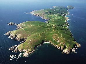 General view of Ons Island