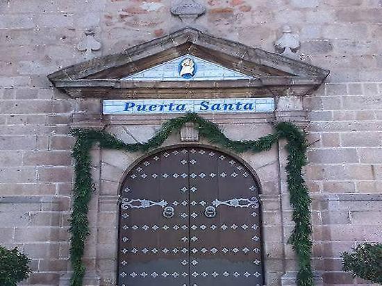 Porte Sainte de Villanueva de Córdoba