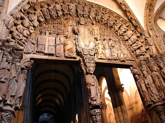 Portikus des Ruhms. Santiago