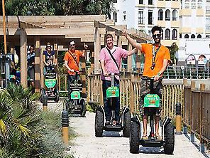 Discover Estepona on Segway!
