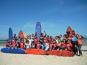 Somo beach