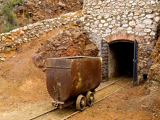 Outdoor Mining Park