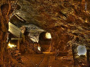 Interior Mine Agrupa Vicenta