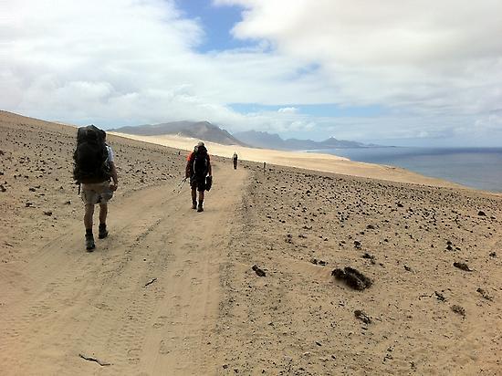 Jandia desert