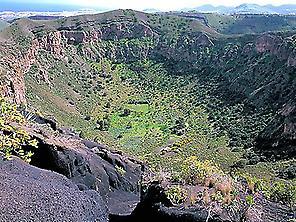 Caldera de Bandama: Spectacular volcano