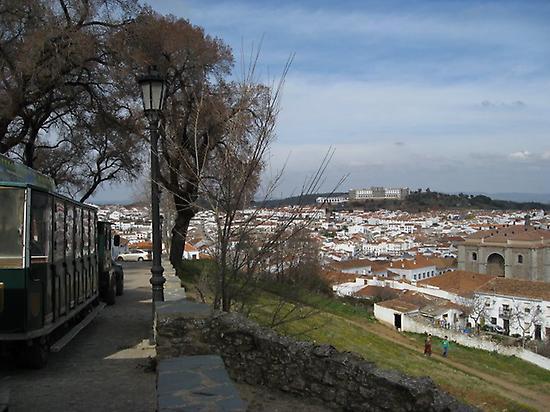 Heritage Route: Panoramic Aracena