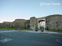 THE ROMAN WALL LUGO