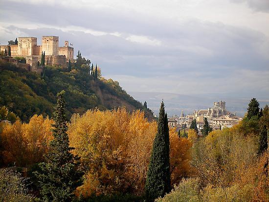 Granada, Alhambra & Cathedral