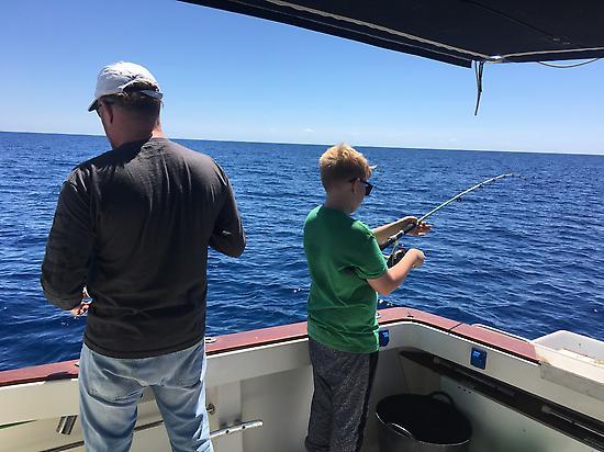 Excursions de pêche à Torrevieja