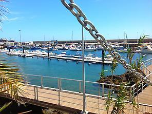Puerto del Carmen Harbour