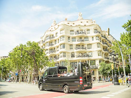 Luxury Cabrio Minibus