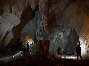 Grotte du Gran Duque