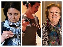 Tres mujeres, tres historias,una bodega