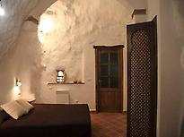 Dormitorio cueva.