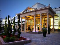 Gran Palas Hotel entrance