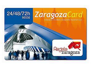 Tarjeta Turística Zaragoza Card