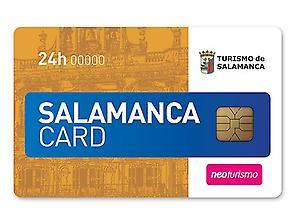 Tarjeta Turística Salamanca Card