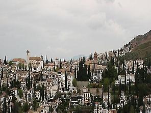 Granada from above