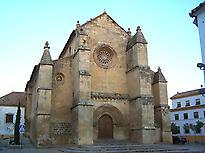 Church of Santa Marina de Aguas Santas.