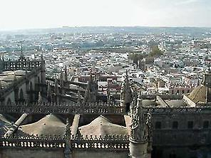 Rooftop walking tour in Seville