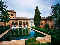 El Partal at The Alhambra