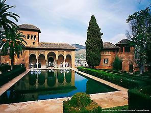 El Partal at The Alhambra