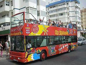 Benalmádena tourist bus