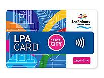 LPA Card - Las Palmas Tourist Pass