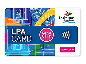 LPA Card - Las Palmas Tourist Pass