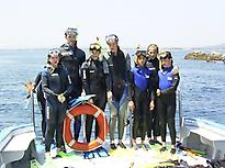 Enjoy the sea with the best company