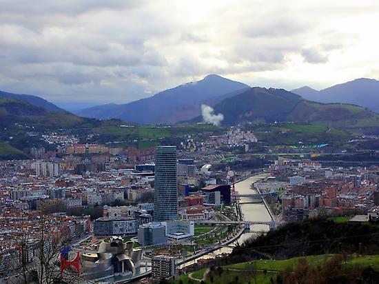 Bilbao sightseeing