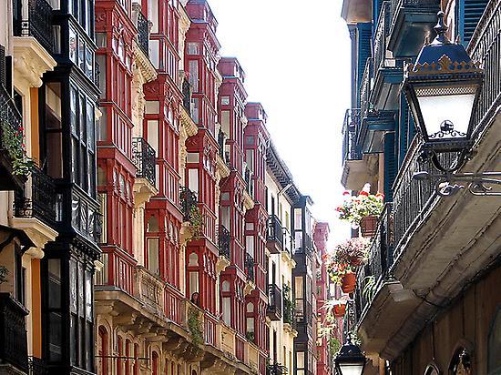 Old Quarter- Bilbao