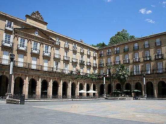 Plaza Nueva- Bilbao
