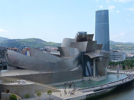Bilbao- Guggenheim