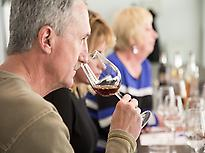 Sherry wine tasting