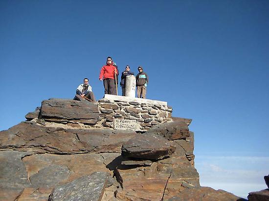 Mulhacen Peak