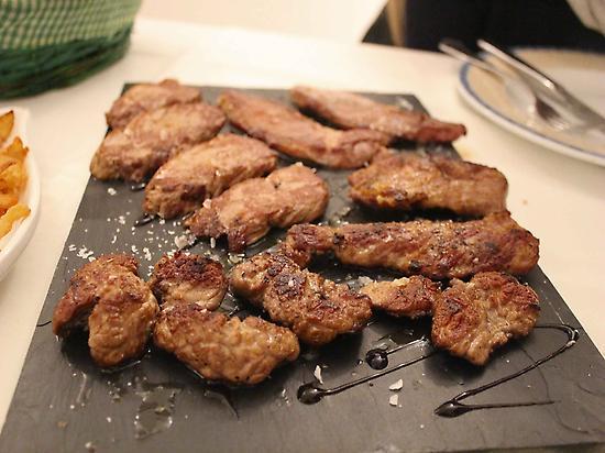 Tabla de carnes ibéricas