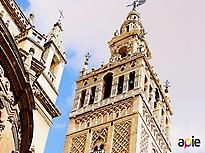 The Giralda Tower, Cathedral of Seville
