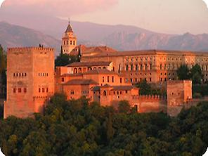 The Alhambra and the Nazaries Palaces