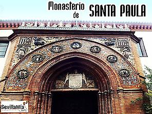 Santa Paula's convent