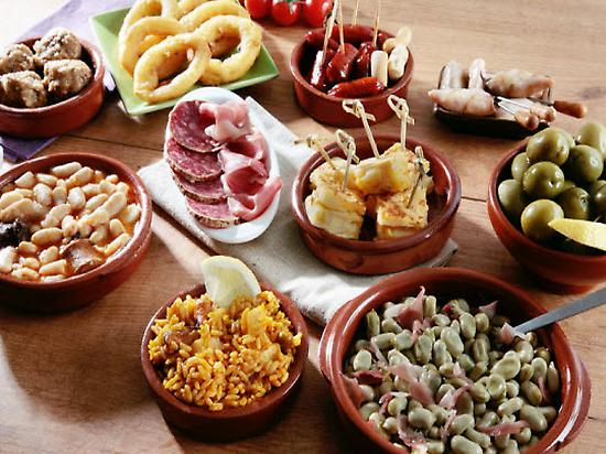 tapas tour in Seville