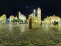 Sevilla iluminada