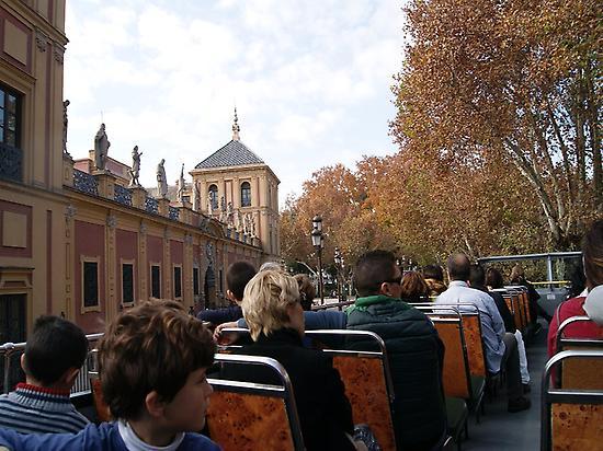 Discover Seville with Tour por Sevilla!