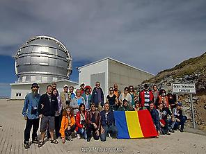 Astro Travels. Visita al GTC