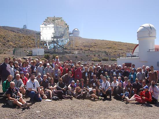 Visit of ORM observatory.