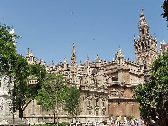 Daytrip from Málaga to Seville