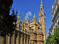 Cathedral fo Seville