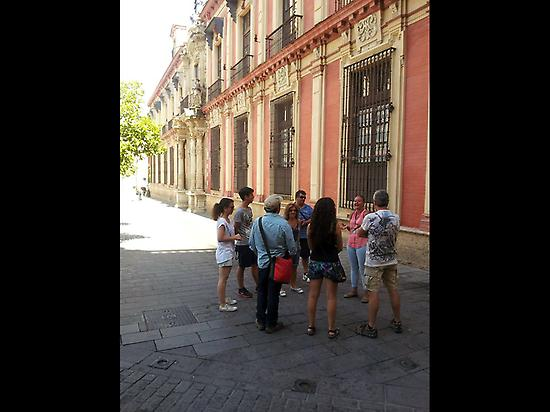 Private Tour Jewish Quarter+Alcázar