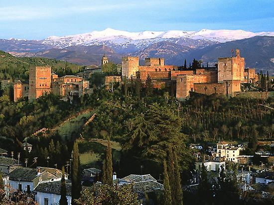 Daytrip from Seville to Granada